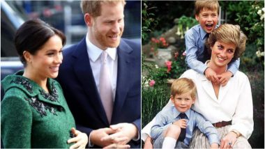 Are Meghan Markle and Prince Harry Having a Baby Girl Who Will Be Named After Princess Diana?