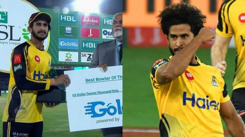 PSL 2019 Most Wickets: Hasan Ali Emerges as Highest Wicket-Taker, Wins Best Bowler Title in Pakistan Super League 4