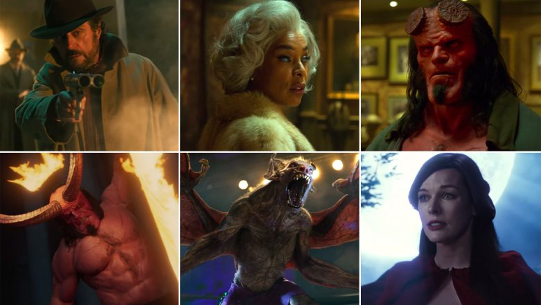 New Hellboy Trailer Goes from Hell Yeah to Hell No Pretty Quickly - Watch Video