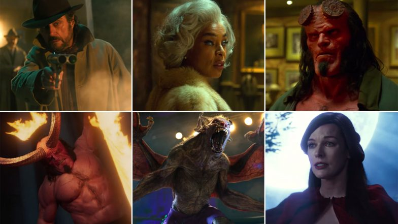 New Hellboy Trailer Goes from Hell Yeah to Hello No Pretty Quickly - Watch Video
