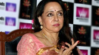 Hema Malini Forgets Her Contribution to Mathura as BJP MP, Says 'Have Done Lot of Work, But Can't Remember Right Now'; Watch Video