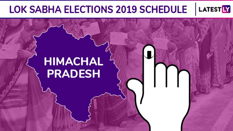 Himachal Pradesh Lok Sabha Elections 2019 Schedule: Constituency-Wise Complete Schedule Of Voting And Results For General Elections