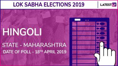 Hingoli Lok Sabha Constituency in Maharashtra Results 2019: Shiv Sena Candidate Hemant Patil Elected as MP