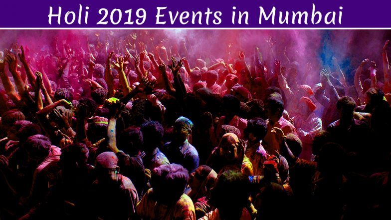 Happy Holi 2019 Parties in Mumbai: Pool Parties to Special Camping Check Happening Events Around The City