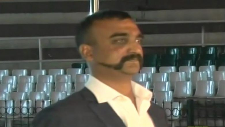 Wing Commander Abhinandan Varthaman Transferred Out of Srinagar by IAF Due to Security Reasons