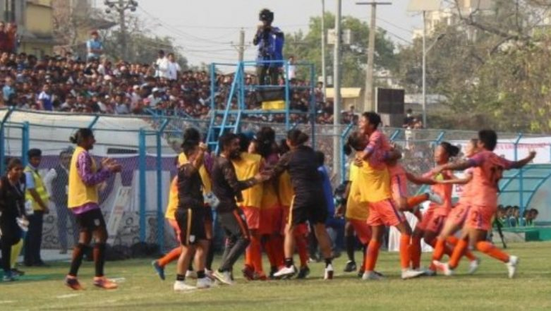 SAFF Women's Championship 2019: India Beat Nepal to Clinch 5th Straight Title