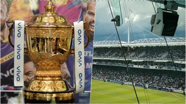 IPL 2019 Final Venue Shifted to Lord's From Chennai Due to Lok Sabha Elections Schedule! With ICC Cricket World Cup, It's Double Bonanza for England