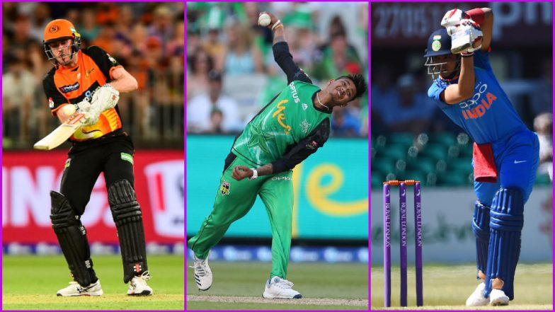 IPL 2019 Key Players: Ashton Turner to Sandeep Lamichhane, List of Cricketers From Each TeamWho Will Be Important For Their Franchise's Success