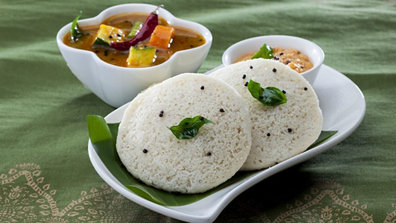 Ahead of World Idli Day on March 30, Study Reveals Indians Love to Have Idli As Breakfast