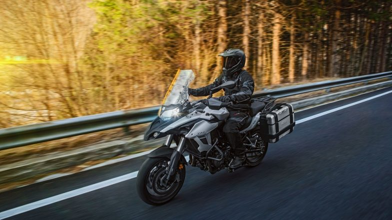 Benelli TRK 502, TRK 502X Adventure Motorcycles Bag 150 Bookings in Just 15 Days of India Launch