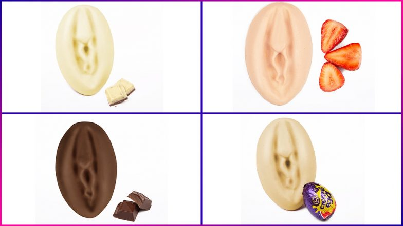 Want to Send Vaginas Made Out of Differently Flavoured Fudge? Welcome, FUDGEINA!