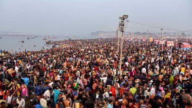 Kumbh Mela 2019 Concludes With Mahashivratri Shahi Snan in Prayagraj