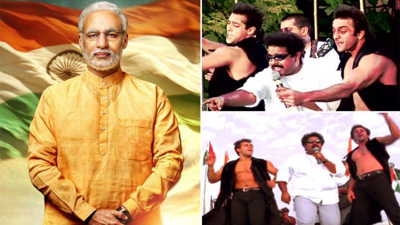 PM Narendra Modi Biopic Song Hindustani: Watch the Original Salman Khan and Sanjay Dutt Track That Found Its Way Into Vivek Oberoi's Film! (Video)
