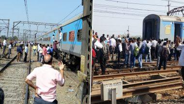 Panchavati Express Train Bogies Get Separated Near Kalyan in Maharashtra, Rail Traffic Affected