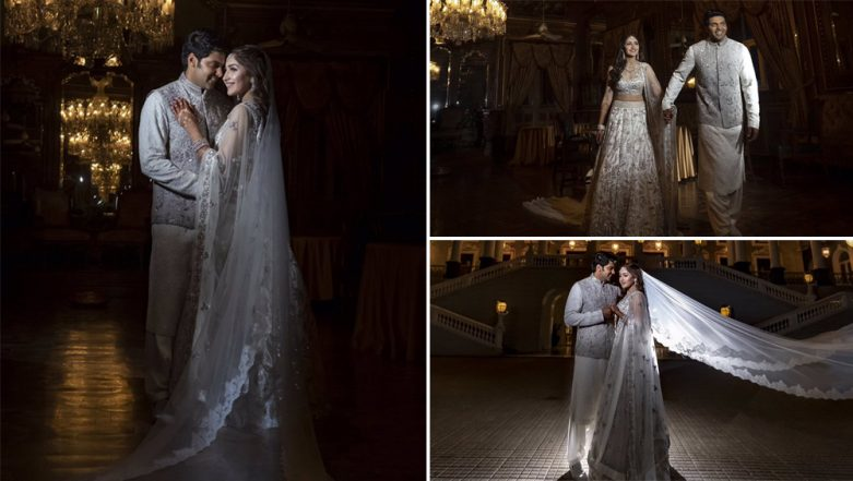 Arya and Sayyeshaa Saigal Pre-Wedding Bash: The Fairy Tale Pictures of The Couple Win All Hearts
