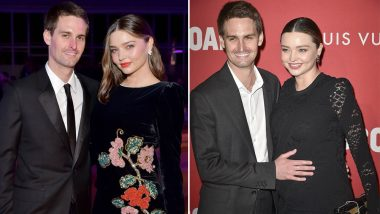 Snapchat CEO Evan Spiegel and Miranda Kerr Expecting Second Child Together 10 Months After Giving Birth to Son