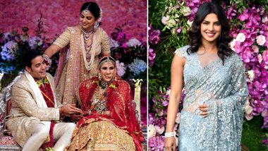 Priyanka Chopra Shares an Endearing Message for Newlyweds Akash Ambani and Shloka Mehta