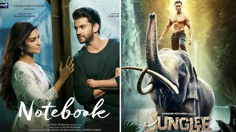 Notebook VS Junglee: Which Film Will Witness a Good Opening at the Box Office?