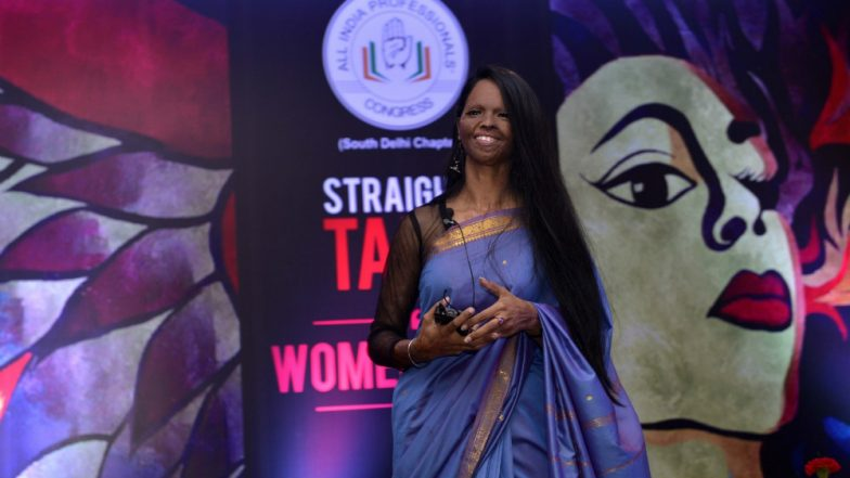 Laxmi Agarwal, Acid Attack Survivor Says My Courage is My Beauty at India Runway Week 2019