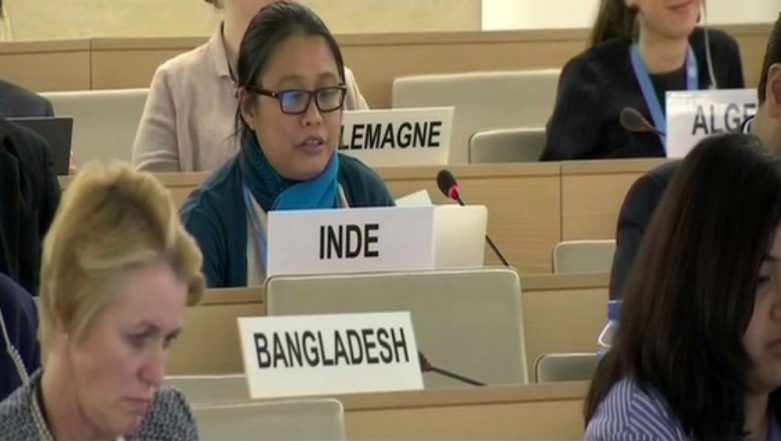 Pakistan-Sponsored Terrorism Biggest Violator of Human Rights in Jammu & Kashmir: India at UNHRC