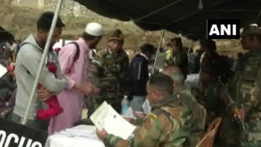 Indian Army Recruitment Drive in Jammu & Kashmir's Doda District Attracts Over 2,000 Kashmiri Youth