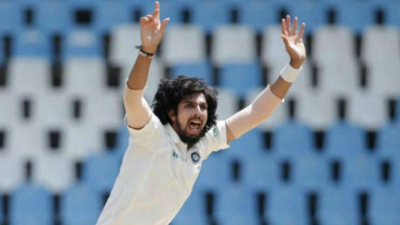 Ishant Sharma Takes Five-Wicket Haul During IND Vs BAN Day-Night Test 2019 as Bangla Tigers Bundle Out for 106 Runs in First Innings