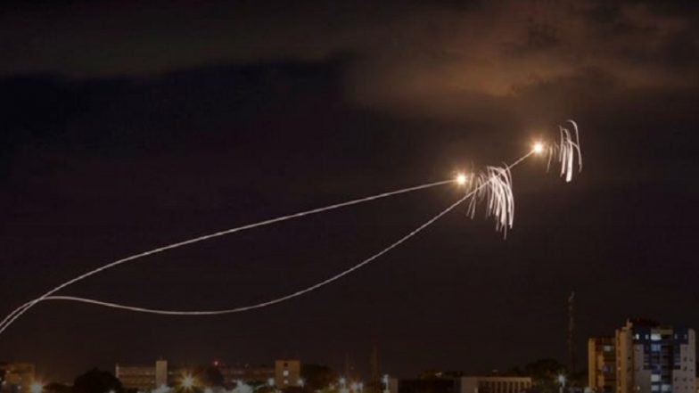 Israel Hits 100 Targets in Gaza After Rockets Fired into Tel Aviv