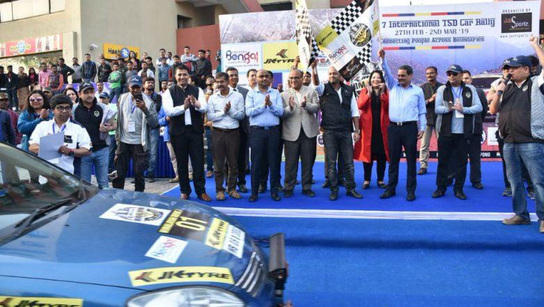 JK Tyre Himalayan Drive 7 Winners Ajgar Ali and Mohammed Musthafa Dedicate Win to Pulwama Martyrs