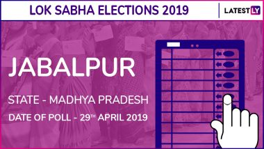 Jabalpur Lok Sabha Constituency Result 2019 in Madhya Pradesh: Leading Candidates From The Seat, 2014 Winning MP And More