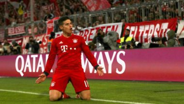 James Rodriguez Bags His First Bundesliga Hat-Trick as Bayern Exorcise Liverpool Frustrations