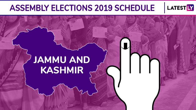 Jammu Kashmir Assembly Elections 2019: No Simultaneous Polls in J&K Along With Lok Sabha Elections