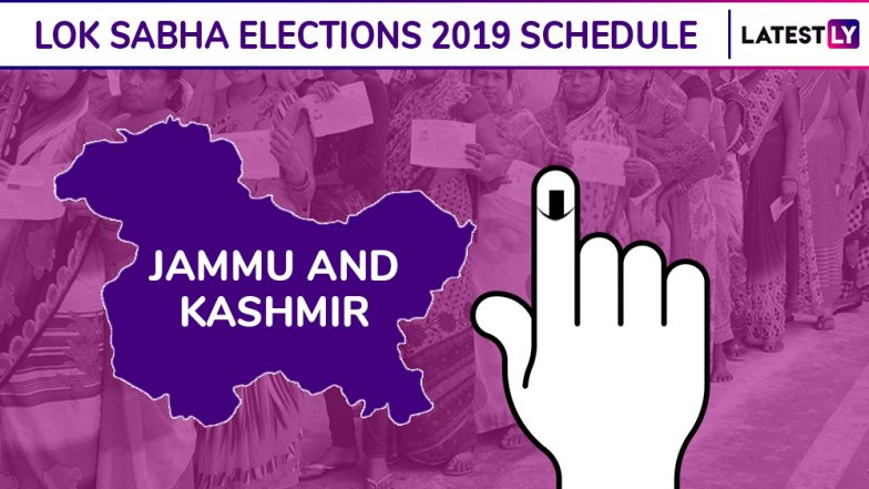 Jammu And Kashmir Lok Sabha Elections 2019 Dates: Constituency-Wise Complete Schedule Of Voting And Results For General Elections