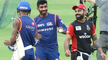 Ahead of RCB vs MI, a 'FIT' Jasprit Bumrah Practices Hard at M Chinnaswamy Stadium! Check Out Mumbai Indians Bowler's Video