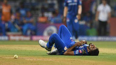VIVO IPl 2019: Jasprit Bumrah Has 'Recovered Well' After Hurting Shoulder, Says Mumbai Indians Team Management