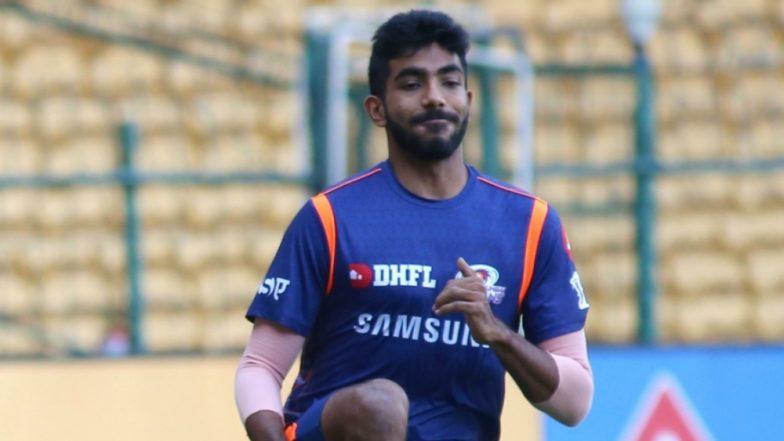 IPL 2019: Mumbai Indians Pacer Jasprit Bumrah Suffers Another Scare As Ball Hits Eye