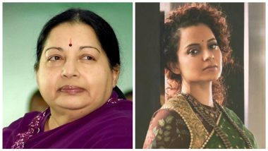 Kangana Ranaut's Biopic on Jayalalithaa Titled Thalaivi Faces Financial Roadblock?