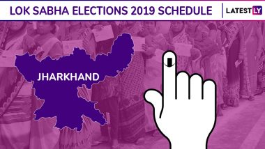 Jharkhand Lok Sabha Elections 2019 Schedule: Constituency Wise Dates Of Voting And Results For General Elections