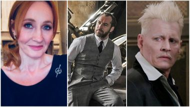 JK Rowling Reveals Dumbledore and Grindelwald's Relationship Had Sexual Dimension, Leaves Twitterati Divided