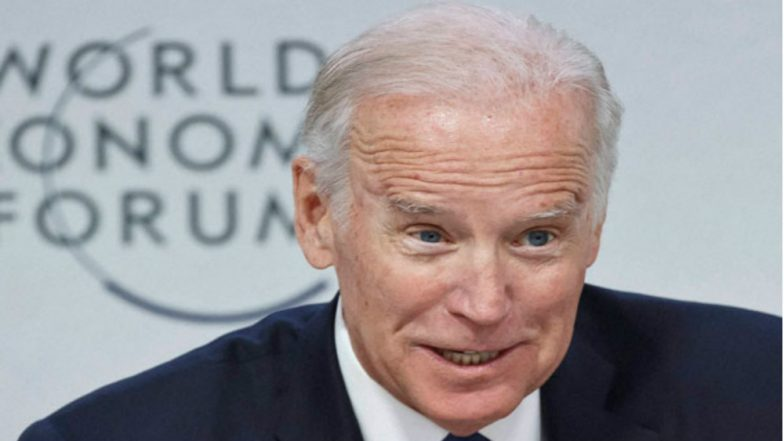 Joe Biden 'Mistakenly' Announces 2020 Presidential Run