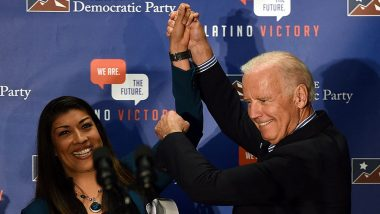 Joe Biden Says He Will Change His Ways After Two More Women Accuse Him of Inappropriate Behaviour