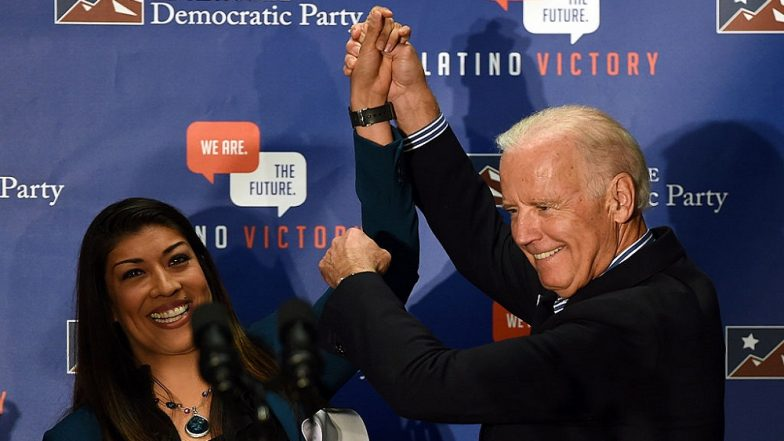 Joe Biden, Ex-US Vice President, Refutes Kiss Allegations: 'Never Believed I Acted Inappropriately'