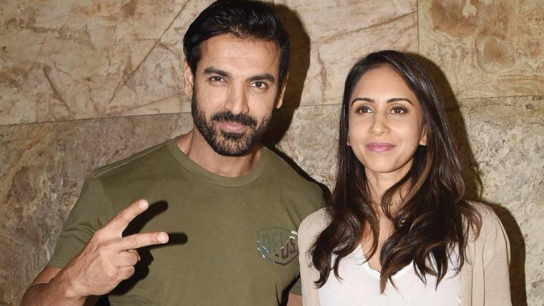 John Abraham Can't Stop Praising Priya Runchal, RAW Actor Prefers to Keep Shutterbugs at Distance and Here's Why