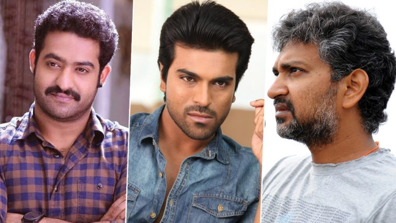 RRR Team Jr NTR, Ram Charan, SS Rajamouli Head to Vadodara for the Big Schedule of the Magnum Opus – See Pic