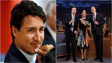 Justin Trudeau Congratulates Lilly Singh After IISuperwomanII Becomes The First Queer Woman of Colour to Host a Late Night Talk Show