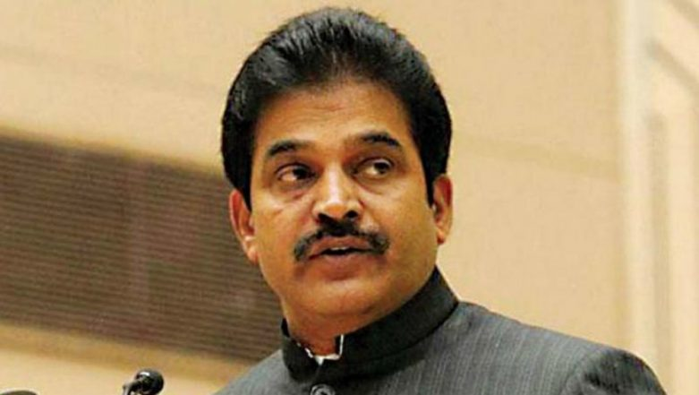 Kerala MP and Congress General Secretary K C Venugopal Not to Contest 2019 Lok Sabha Election