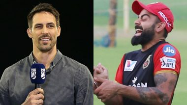 If RCB Get Rid of Virat Kohli They Might Just Win IPL 2019, Says Mitchell Johnson