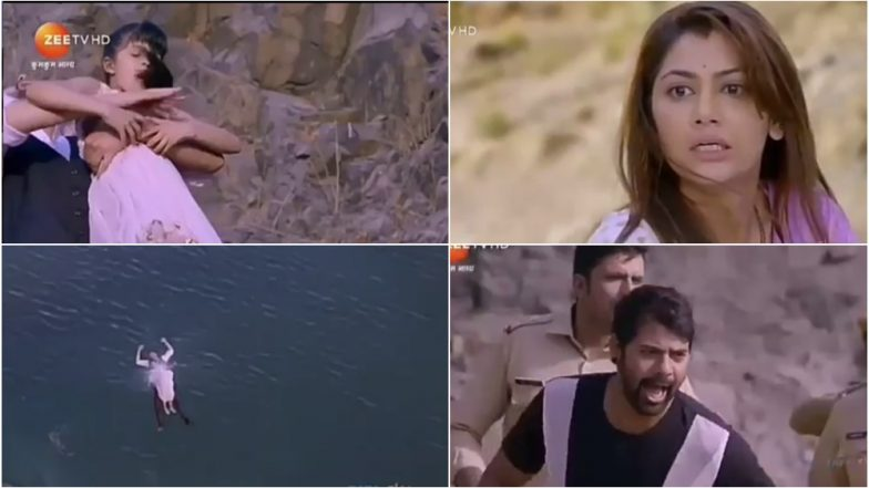 Kumkum Bhagya March 14, 2019 Written Update Full Episode: Abhi and Pragya Fight Over Kiara After Nikhil Jumps Into a Lake With Their Daughter