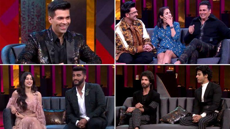 These Unseen Bits of Saif Ali Khan, Kareena Kapoor and Priyanka Chopra From Koffee With Karan 6 Will Have You In Splits