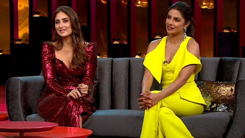 Priyanka Chopra Has Already Planned Her Maternity Wardrobe and It Would Be Very Similar to Kareena Kapoor Khan's!