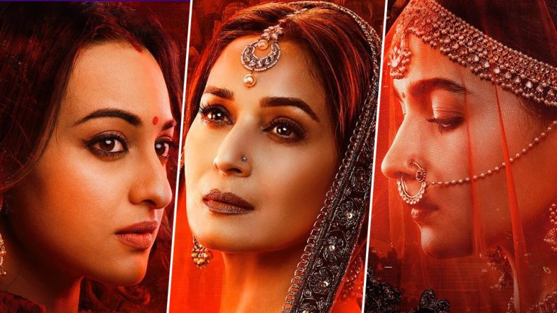 Kalank Designer Manish Malhotra Reveals Some Crucial Details about Styling Madhuri, Sonakshi and Alia in this Period Saga